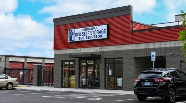 Principal RV & Self Storage Southwest 12th Avenue Battle Ground, WA - Photo 2