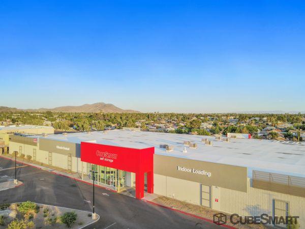 CubeSmart Self Storage - AZ Phoenix West Greenway Road 3401 West Greenway Road Phoenix, AZ - Photo 1