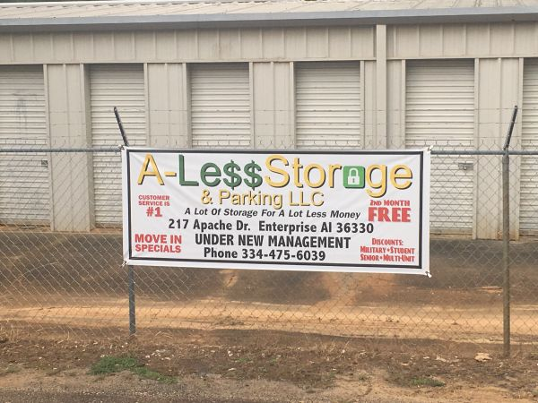 A-less Storage & Parking Enterprise 217 Apache Drive Enterprise, AL - Photo 15