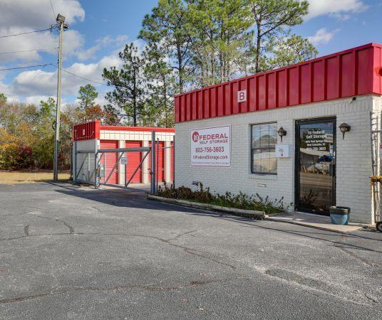 10 Federal Self Storage - 3943 Platt Springs Rd, W Columbia, SC 29170 3943 Platt Springs Road West Columbia, SC - Photo 1