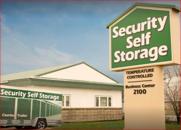 Security self storage -West 2100 Main Avenue East West Fargo, ND - Photo 0