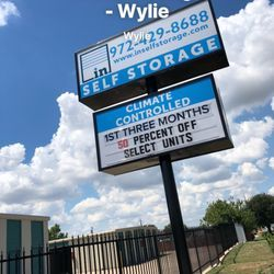 IN Self Storage - Wylie 3825 Old Parker Rd Wylie, TX - Photo 0