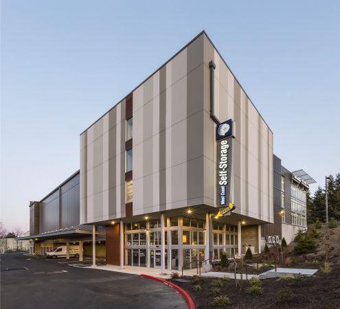 West Coast Self-Storage Bellevue 12399 Northup Way Bellevue, WA - Photo 0
