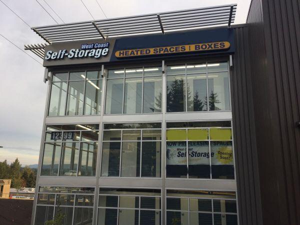 West Coast Self-Storage Bellevue 12399 Northup Way Bellevue, WA - Photo 1