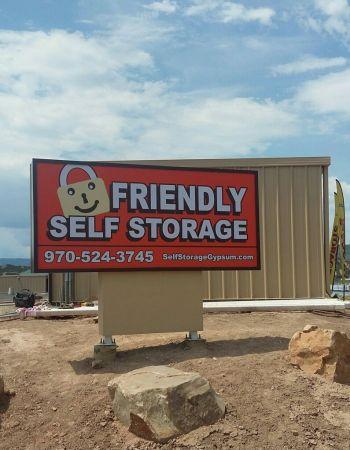 Friendly Self Storage 360 Gilder Way Gypsum, CO - Photo 1