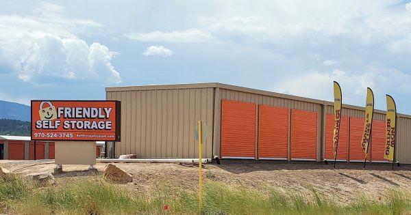 Friendly Self Storage 360 Gilder Way Gypsum, CO - Photo 3