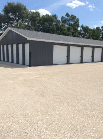 Krafty's Self Storage - Vicksburg 5420 East V Avenue Vicksburg, MI - Photo 1