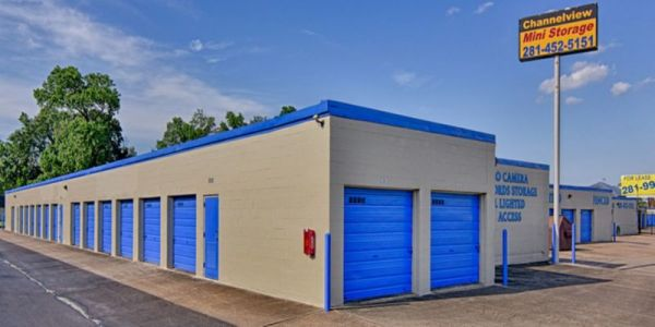 Channelview Mini Storage 15701 East Freeway Channelview, TX - Photo 1