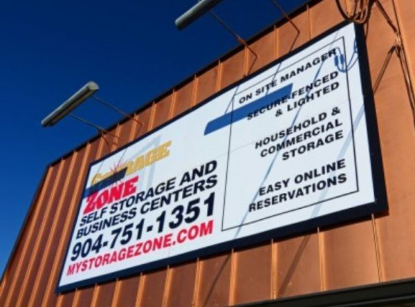 Storage Zone - Self Storage & Business Center - Dunn Ave. 1435 Dunn Avenue Jacksonville, FL - Photo 2