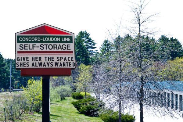 Concord Loudon Line Self Storage, LLC 7019 Josiah Bartlett Road Loudon, NH - Photo 1