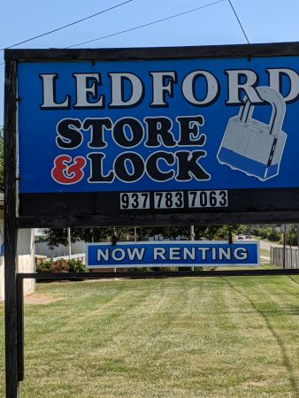 Ledford Store and Lock 931 South Broadway Street Blanchester, OH - Photo 2