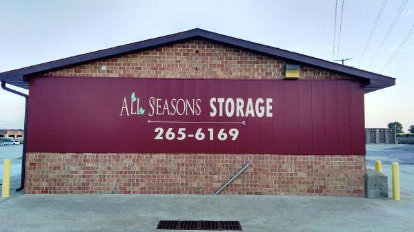 All Seasons Storage Pleasant Hill 1201 Northeast 56th Street Pleasant Hill, IA - Photo 0