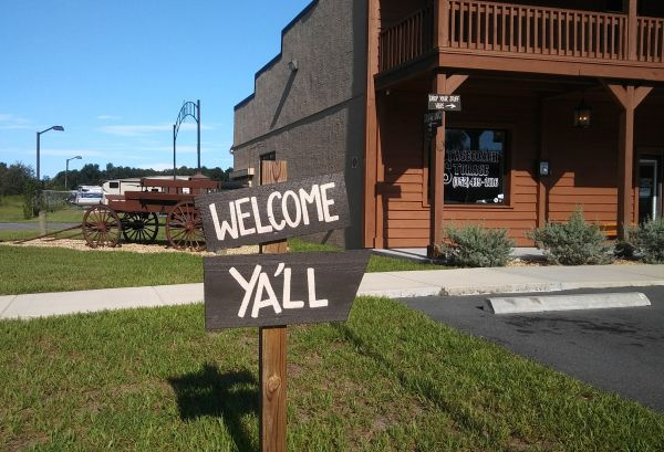 Affordable Secure Storage - Floral City 8425 East Rosko Court Floral City, FL - Photo 2