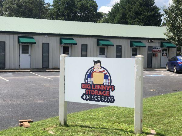 Big Lenny's Storage 312 W I Pkwy Dallas, GA - Photo 1
