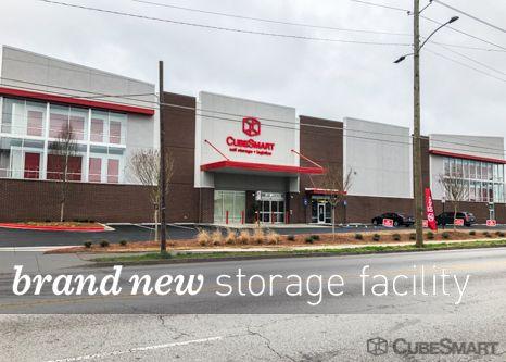 CubeSmart Self Storage - Atlanta - 578 Whitehall St SW 578 Whitehall Street Southwest Atlanta, GA - Photo 0