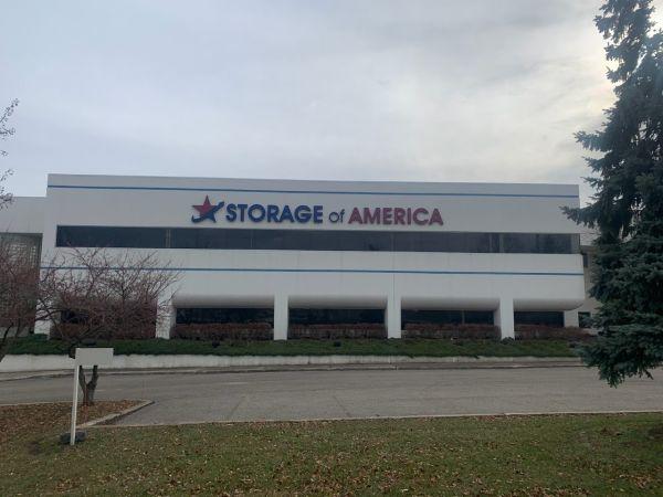 Storage of America - Busha 1515 Busha Highway Marysville, MI - Photo 0