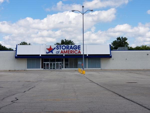 Storage of America - Broadway 2828 Broadway Street Anderson, IN - Photo 0