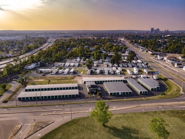 Wagner Ford Self Storage 2130 Wagner Ford Road Dayton, OH - Photo 0