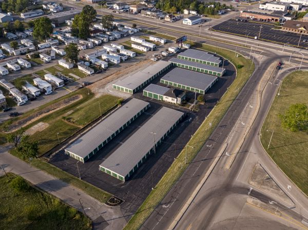 Wagner Ford Self Storage 2130 Wagner Ford Road Dayton, OH - Photo 1