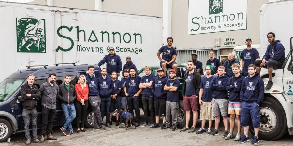 Shannon Moving & Storage - 1569 Custer Avenue, San Francisco 1569 Custer Avenue San Francisco, CA - Photo 0