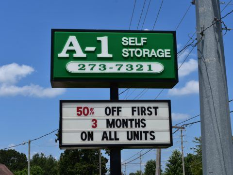 A-1 Storage of Bentonville 1202 Moberly Lane Bentonville, AR - Photo 0