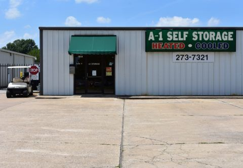 A-1 Storage of Bentonville 1202 Moberly Lane Bentonville, AR - Photo 1