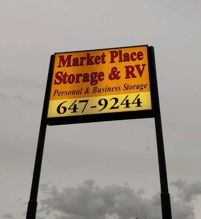 Market Place Storage, LLC 7950 Market Place Las Cruces, NM - Photo 1