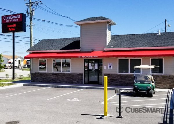 CubeSmart Self Storage - Louisville - 4530 Poplar Level Rd. 4530 Poplar Level Road Louisville, KY - Photo 0