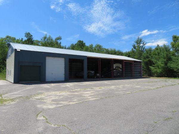 Alpha Self Storage 407 North Stark Highway Weare, NH - Photo 1