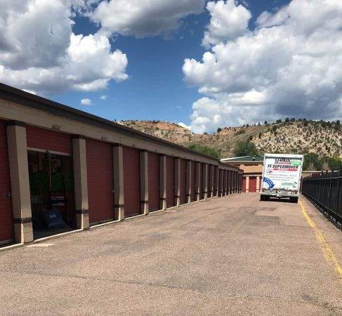 A Better Self Storage West 2755 Ore Mill Road Colorado Springs, CO - Photo 2