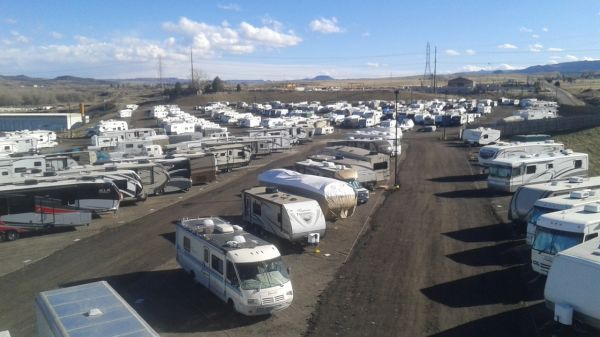Denver RV Self Storage 9464 North Moore Road Littleton, CO - Photo 0