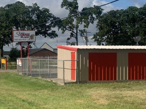 The Storage Place - Krugerville 5055 U.s. 377 Aubrey, TX - Photo 0