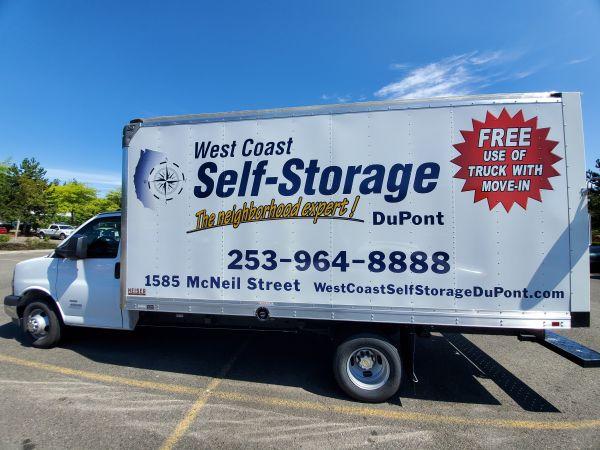 West Coast Self-Storage DuPont 1585 McNeil Street DuPont, WA - Photo 7