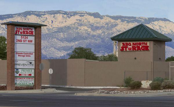 ABQ North Storage 5124 2nd Street Northwest Albuquerque, NM - Photo 0