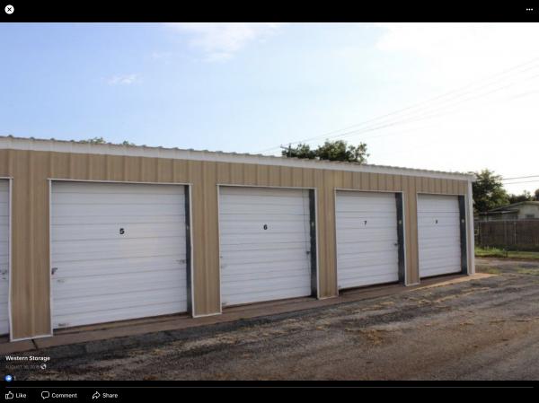 Western Storage 1382 South Crockett Drive Abilene, TX - Photo 1