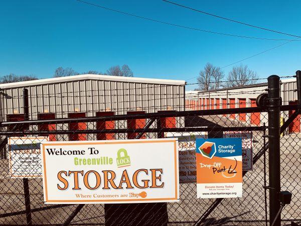 Greenville Lock Storage 8 Cartee Avenue Greenville, SC - Photo 0