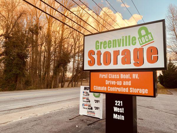 Greenville Lock Storage 8 Cartee Avenue Greenville, SC - Photo 2