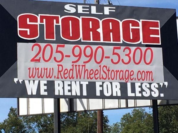 Red Wheel Storage Lake Mitchell 3105 County Road 28 Clanton, AL - Photo 0