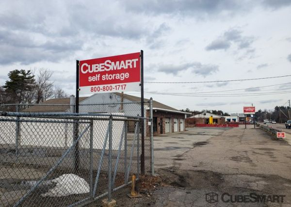 CubeSmart Self Storage - Millis 1475 Main Street Millis, MA - Photo 0