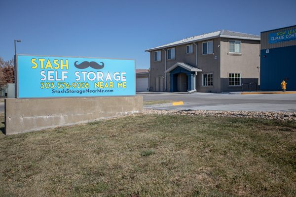 Stash Self Storage Near Me - Green Valley Ranch 4170 Tower Road Denver, CO - Photo 1