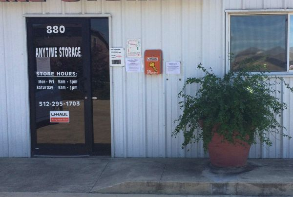 KYLE Anytime Storage 880 Windy Hill Rd Kyle, TX - Photo 1