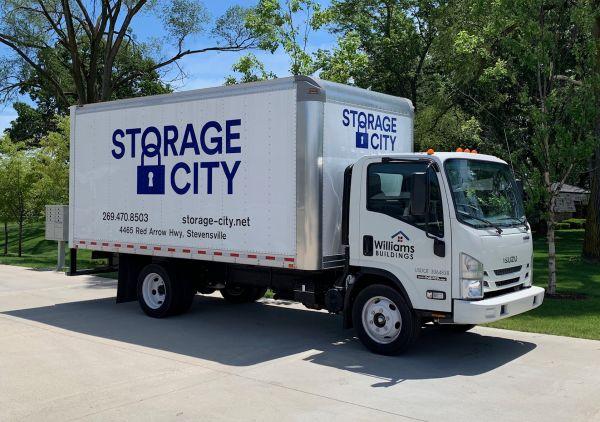 Storage City 4465 Red Arrow Highway Stevensville, MI - Photo 1