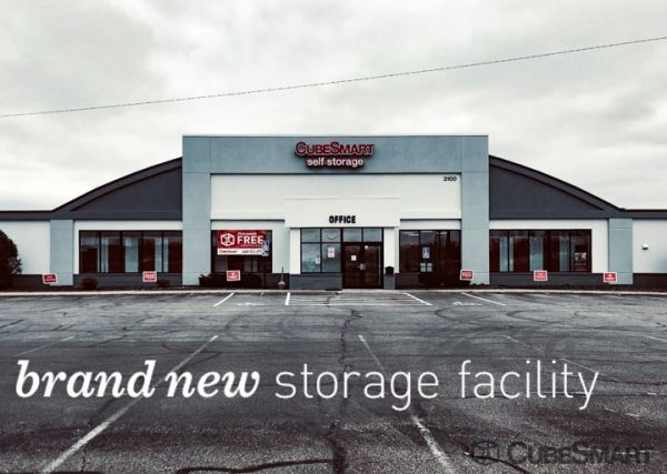 CubeSmart Self Storage - Rochester - 3100 7th St. NW 3100 7th Street Northwest Rochester, MN - Photo 0