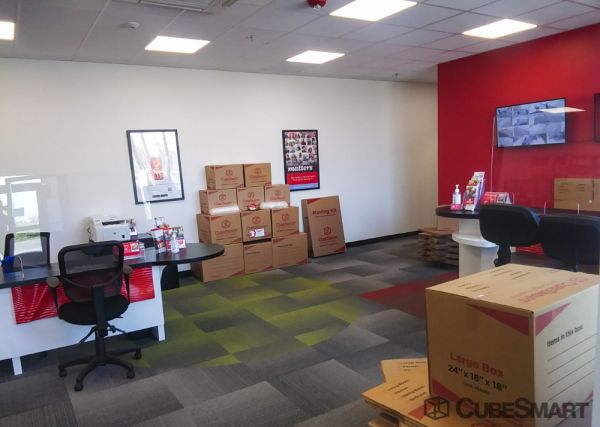 CubeSmart Self Storage - Rochester - 3100 7th St. NW 3100 7th Street Northwest Rochester, MN - Photo 5