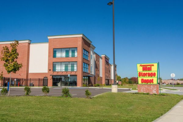 Mini Storage Depot - Nashville - Antioch Pike 1321 Antioch Pike Nashville, TN - Photo 1