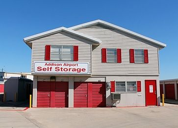 Addison Airport Self Storage 4485 Glenn Curtiss Drive Addison, TX - Photo 0