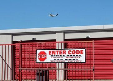 Addison Airport Self Storage 4485 Glenn Curtiss Drive Addison, TX - Photo 3
