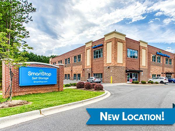 SmartStop Self Storage - Charlotte - Ardrey Kell Rd 9800 Ardrey Kell Road Charlotte, NC - Photo 0
