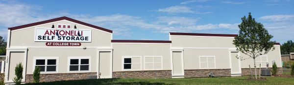 Antonelli Self Storage at CollegeTown 1266 Brighton Henrietta Town Line Road Rochester, NY - Photo 0
