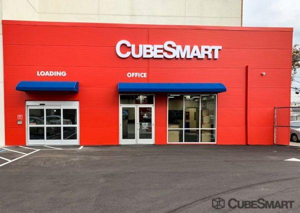 CubeSmart Self Storage - Stamford - 370 W. Main St. 370 West Main Street Stamford, CT - Photo 0